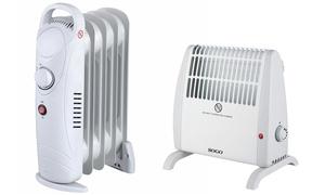 Mini radiateur bain huile