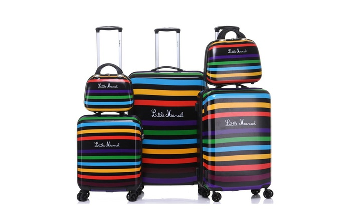 Vanity case valises little marcel groupon shopping - Code promo little marcel frais de port ...