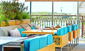 Cafe Blanc Abu Dhabi: Up to AED 300 Toward the Entire Menu at Café Blanc Abu Dhabi (Up to 47% Off)