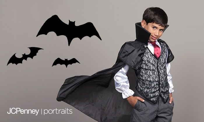 Photography Shoot with Prints and Optional Digital Image at JCPenney Portraits