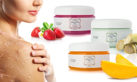 Collagen Boosting / Anti-Aging / Anti-Oxidant Deluxe Sugar Scrub 250G