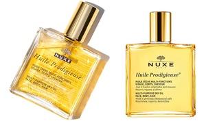 Lot 2 huiles prodigieuses Nuxe