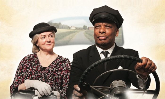 """""""Driving Miss Daisy"""" - Gardiner W. Spring Auditorium: """"Driving Miss Daisy"""" at Gardiner W. Spring Auditorium on Saturday, May 23, at 8 p.m. (Up to 50% Off)"""