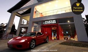 Salão Super Carros: Passaporte para 5 atrações do Grupo Dreams: Museu de cera, Super Carros e mais - Gramado