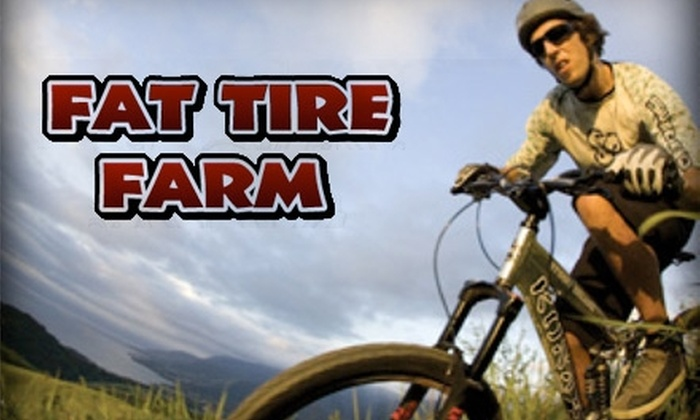 Fat Tire Farm - Northwest District: $40 for Bike Tune-Up for a Hard Tail or Road Bike from Fat Tire Farm