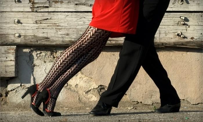 Living Tango - El Segundo: $35 for a Six-Week Beginners Argentine-Tango Course at Living Tango in El Segundo ($75 Value)