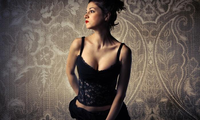 Frances Smily Lingerie: Designer Lingerie from Frances Smily Lingerie (Up to 67% Off). Two Options Available.