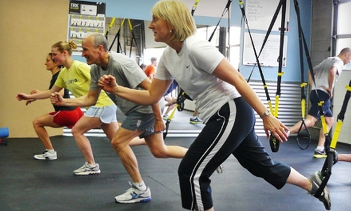 The MultiSport Advantage - Eugene: $25 for a Five-Class Punch Card for TRX Classes at The Multisport Advantage