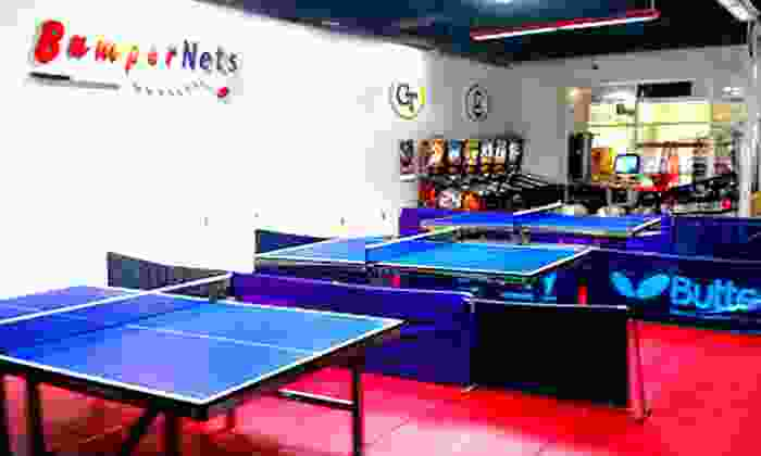 BumperNets - Hoover: Game-Room Equipment at BumperNets (Up to 52% Off). Four Options Available.