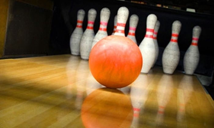 Triad Lanes & Tar Heel Lanes - Multiple Locations: $12 for Two Games of Bowling and Shoe Rentals for Up to Four People at Triad Lanes or Tar Heel Lanes (Up to $47.96 Value)