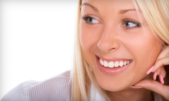 Smile Quest Dental - Sacramento: Dental Exam and Cleaning or Whitening Services. Three Options Available.