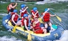 River & Trail Outfitters - 11, Sandy Hook: $50 for a Rafting and Biking Adventure with River & Trail Outfitters in Knoxville, MD (Up to $90.80 Value)