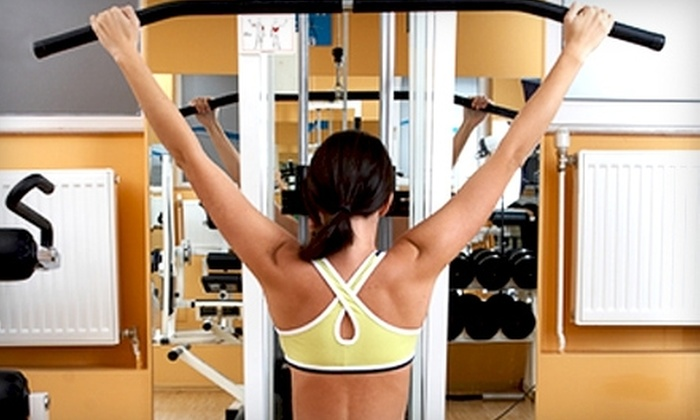 SuperSlow Zone - Hampden South: $30 for Three Personal-Training Sessions, a Consultation, and a Sample Workout at SuperSlow Zone ($140 Value)