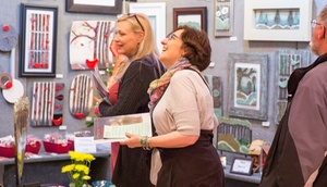 Up to 50% Off Admission to the MMoCA Art & Gift Fair at Madison Museum of Contemporary Art, plus 6.0% Cash Back from Ebates.