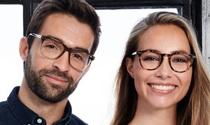 Up to 90% Off an Eye Exam and Glasses at Mann Eye 2, plus 6.0% Cash Back from Ebates.