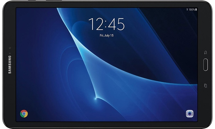 Samsung Galaxy Tab A 16GB 10.6 Tablet with Android OS (Manufacturer Refurbished)