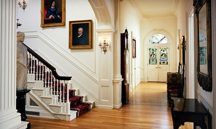 Rosenbach Museum & Library - Fitler Square: $5 for Adult Admission to Rosenbach Museum & Library ($10 Value)