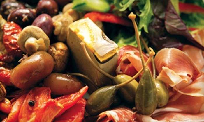 Lovera's Italian Market - Krebs: $25 for $50 Worth of Gourmet Italian Groceries at Lovera's Italian Market in Krebs