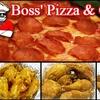 Half Off at Boss' Pizza & Chicken