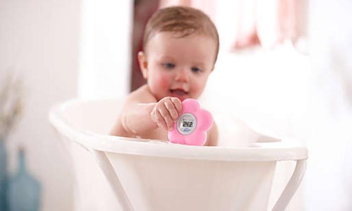 Thermomètre Fleur bain et chambre Philips Avent à 14,99€ (25% de réduction)