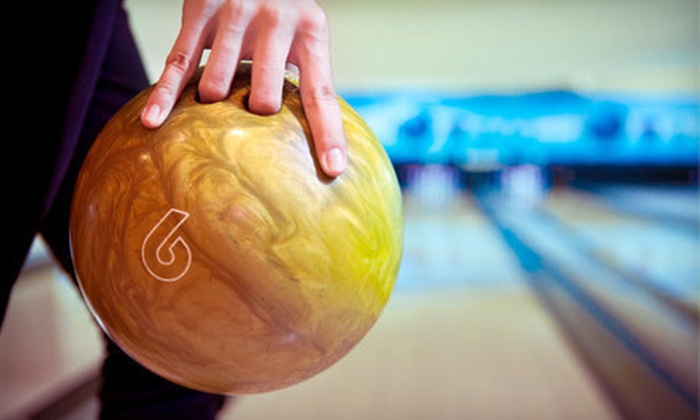 West Valley Bowl - Tracy: Three Games of Bowling with Shoe Rental for Two or Four at West Valley Bowl in Tracy (Up to 74% Off)