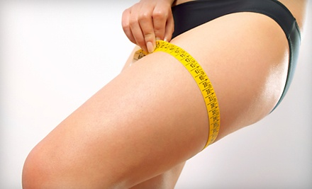 Choice of a Slimming Body Wrap or a GK3 Body Sculpting Treatment (Up to a $70 value) - N Dulge Day Spa in El Paso