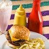 Up to 52% Off Burger Meal for Two at Burger Fresh