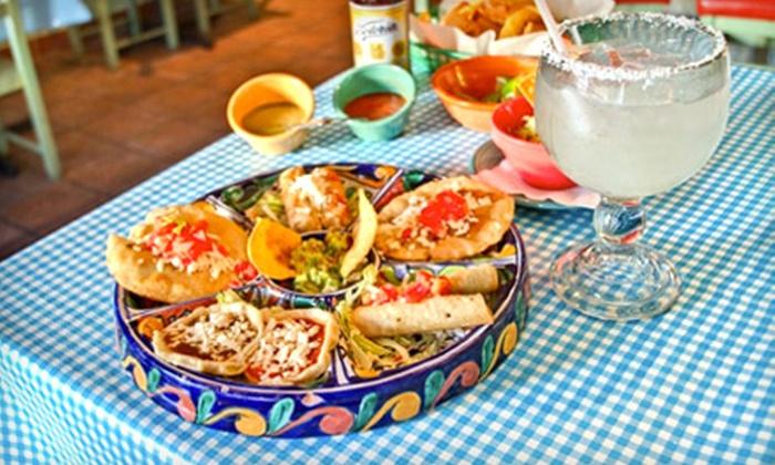 Maiz Antojitos y Bebidas - West Town: $10 for $20 Worth of Mexican Street Fare and Drinks at Maiz Antojitos y Bebidas