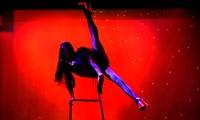 【最大60%OFF】流行の魅せるダンスを楽しく覚えよう≪1回分・バーレスク・ポールダンスなどから選べるレッスン/他3メニュー≫ @スパイ...