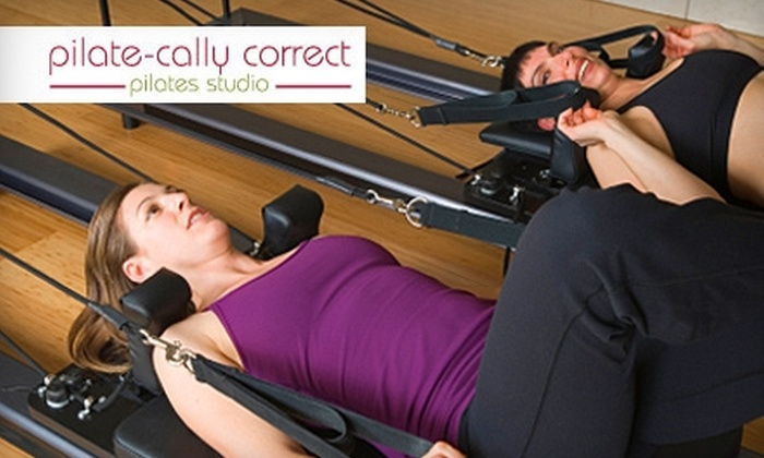 Pilate-cally Correct - Ward 2: $100 for 10 Pilates Reformer Classes at Pilate-cally Correct ($250 Value)