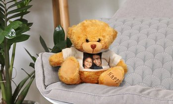 Printerpix – $4 for Personalized Plush Teddy Bear