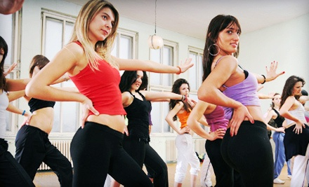 10 Zumba Classes (a $50 value) - Infinity Fit Club in Claremore