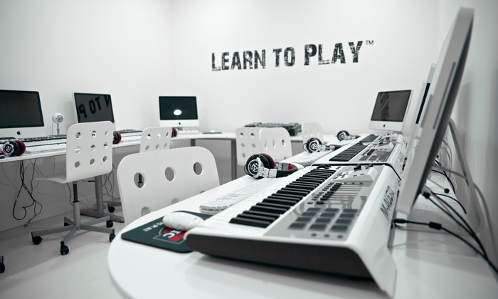 Absolute Music Academy - Geneva: Music and DJ Classes at Absolute Music Academy (Up to 68% Off). Four Options Available.