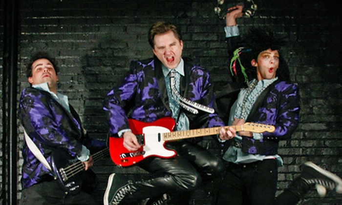 """""""The Wedding Singer"""" - Cedar Rapids: Outing for Two to """"The Wedding Singer"""" at Theatre Cedar Rapids on March 9 or 10 (Half Off). Four Options Available."""