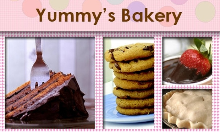 Yummy's Bakery - Lake: $15 for $30 Worth of Baked Goodness at Yummy's Bakery