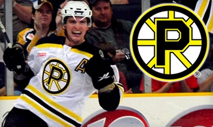 Providence Bruins - Downtown Providence: $14 for a Ticket to Any Regular-Season Providence Bruins Home Game (Up to $28 Value)