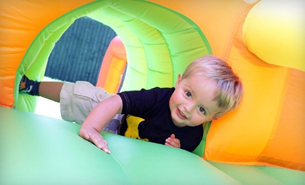Pizza and Open-Play Package for a Family of Four (a $30 value) - Thrill-O-Rama in Bowie