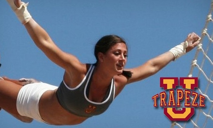 Trapeze U - Gilbert: $32 for a Two-Hour Flying-Trapeze Lesson at Trapeze U