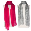The Alabama Girl Metallic Spring Fashion Scarves