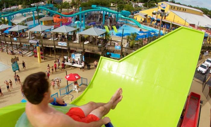Adventure Landing - From $28 - Jacksonville Beach, FL | Groupon