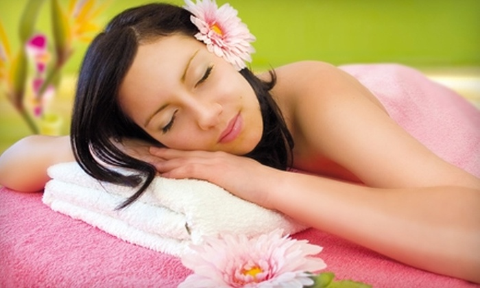 Lissette Massage - North End: $47 for One-Hour Custom Massage, Infrared Sauna Session, and Paraffin Hand Dip at Lissette Massage in Tacoma