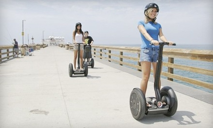 Newport Fun Tours - Newport Beach: $39 for a Two-Hour Segway Tour from Newport Fun Tours in Newport Beach ($90 Value)