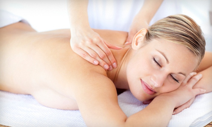 New York Total Health Centers - Multiple Locations: 60-Minute Massage and Health Score with Pain Evaluation or Weight Loss Analysis at New York Total Health Centers (Up to 96% Off)