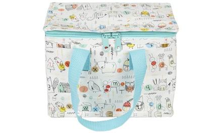 Alphabet Lunch Bag
