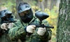 Husker Paintball Adventures - Murray: $25 for a Paintball Outing for Two at Husker Paintball Adventures in Murray ($50 Value)