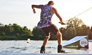 Wakepark Łomianki: Pakiet dla 1 osoby na wakeboarding za 39,90 zł i więcej opcji w Wakeparku Łomianki (do -59%)