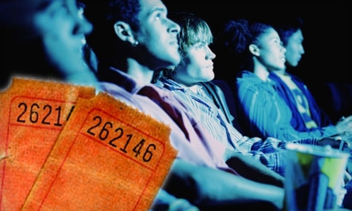 STL Cinemas - Multiple Locations: $12 for Two General Admission Movie Tickets and One Large Popcorn at STL Cinemas (Up to $24 Value). Choose from Four Locations.