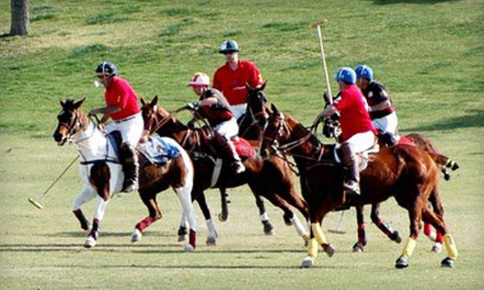 The Polo Party - North Scottsdale: General-Admission or Turf Paradise Club Seating for Two or Four at The Polo Party in Scottsdale (Up to 55% Off)