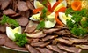 Adriatic Cafe Restaurant - Uptown: $20 for $40 Worth of Mediterranean Fare and Drinks at Adriatic Cafe Restaurant