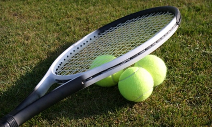 Cliff McClain - Western Addition: $30 for One 60-Minute Private Tennis Lesson with Cliff McClain ($70 Value)